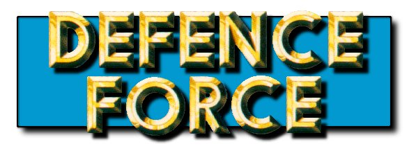 Defence-Force logo